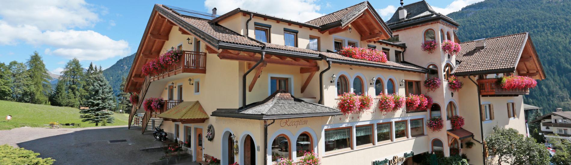 Hotel per Famiglie in Trentino Alto Adige