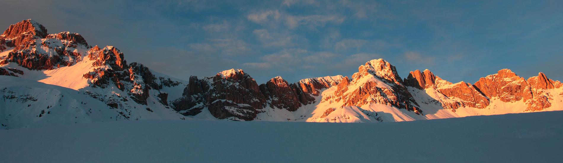 Vacanze invernali Val di Fassa