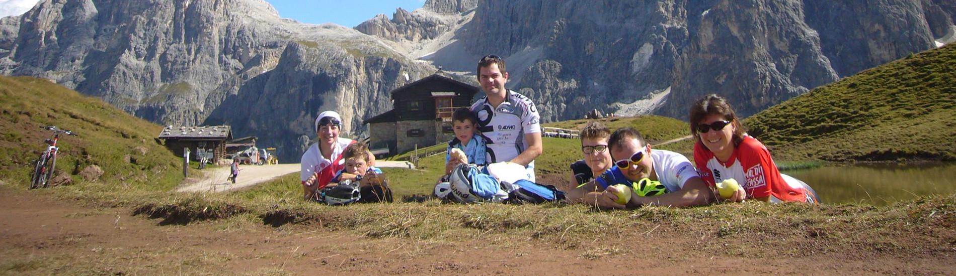 Vacanze in Trentino con tutta la famiglia