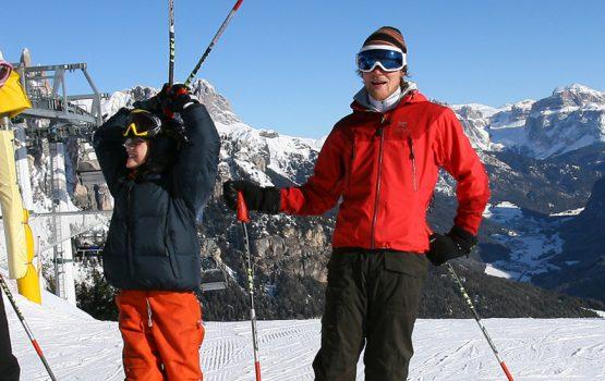 Vacanze sulla Neve per tutta la Famiglia