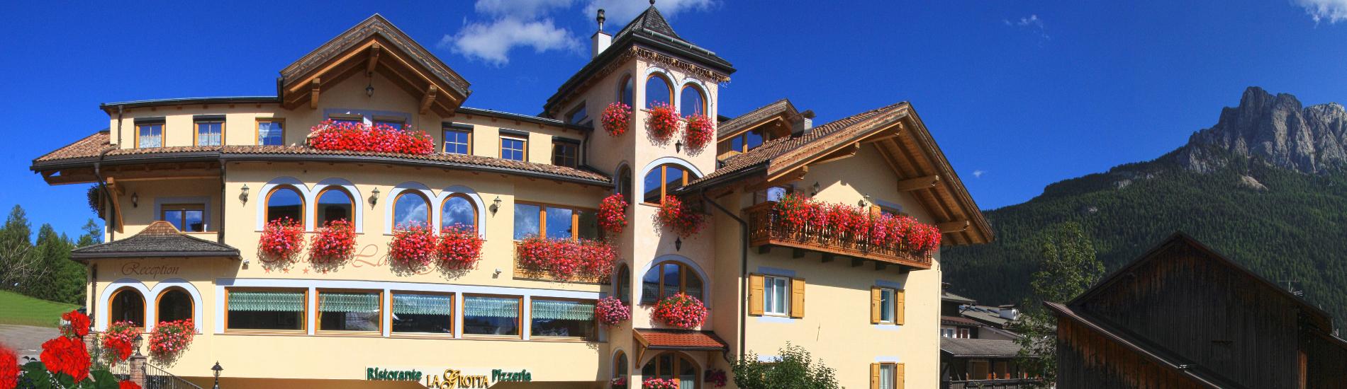 Miglior Hotel della Val di Fassa