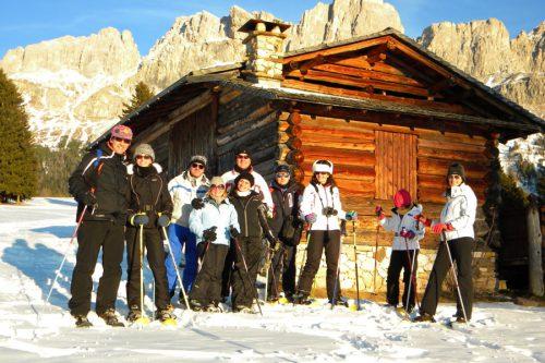 Settimana bianca per la famiglia in Val di Fassa
