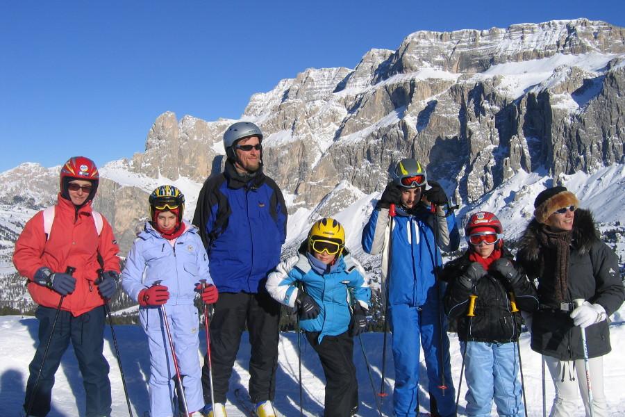 Famiglie sulla Neve in Trentino Alto Adige