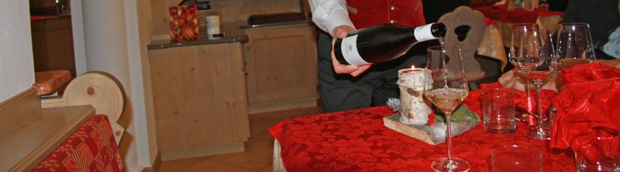Degustazione Vini in Hotel
