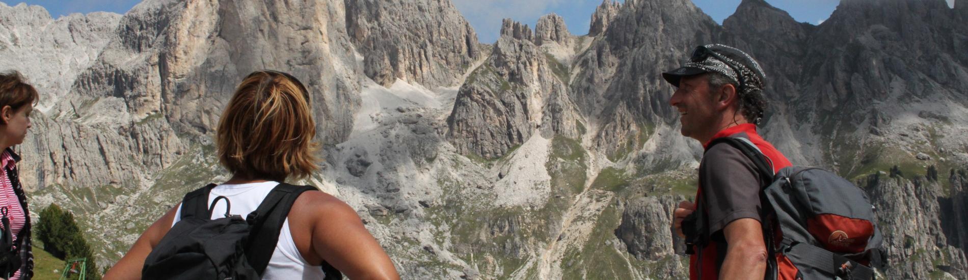 Escursioni sulle Dolomiti con Guide esperte