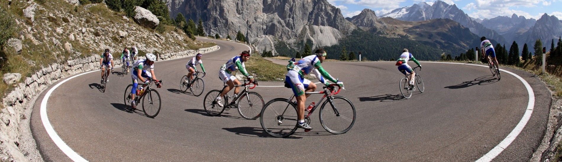 Biciclettate in Famiglia in Val di Fassa