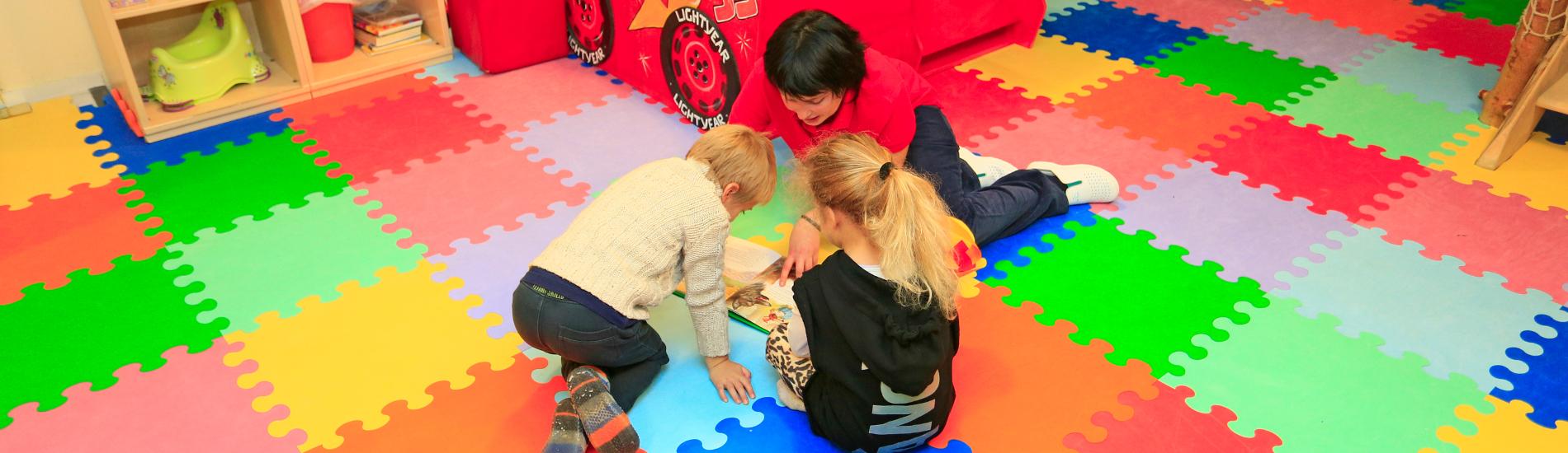 Hotel con Sala Giochi per Bambini