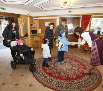 Hotel per Bambini Trentino