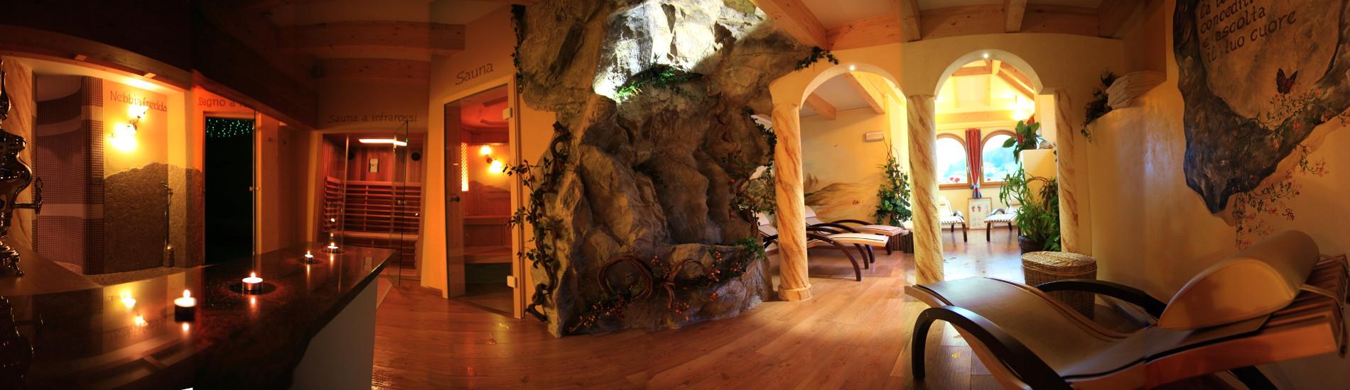 Hotel Con Spa E Centro Benessere Val di Fassa Trentino | Hotel La Grotta