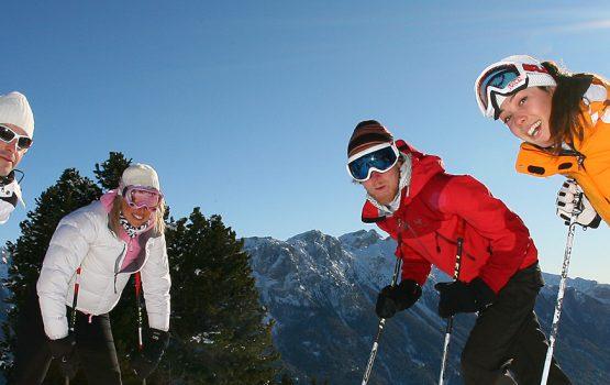 Attività e Sciate per Genitori in Trentino