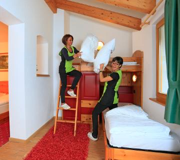 Personale Pulizie Hotel La Grotta