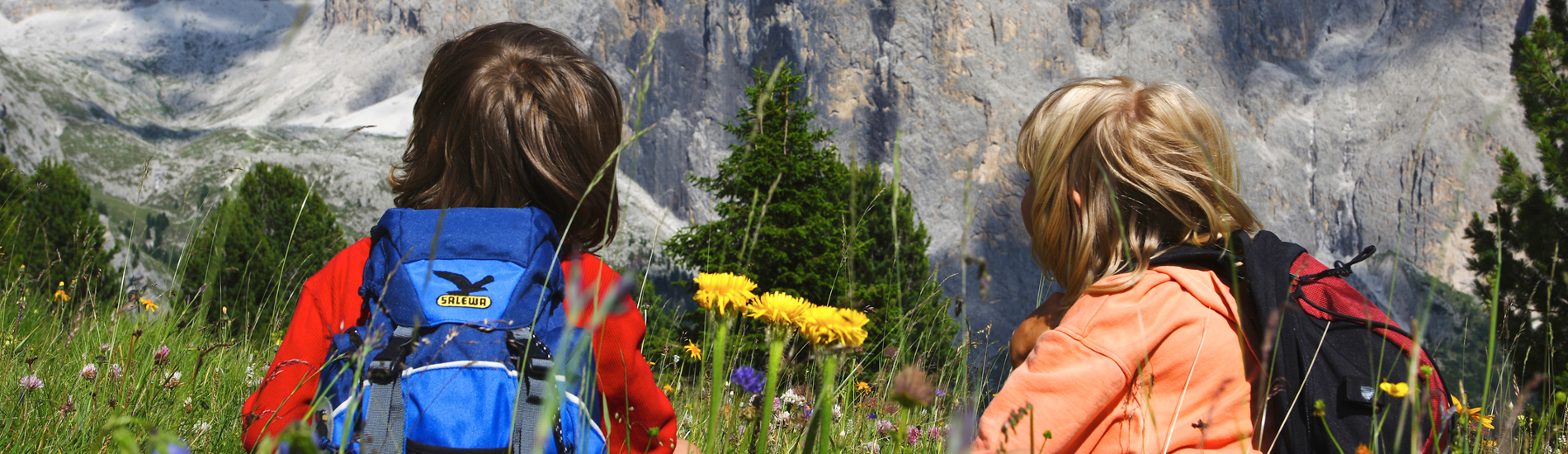 Bambini in Vacanza in Trentino