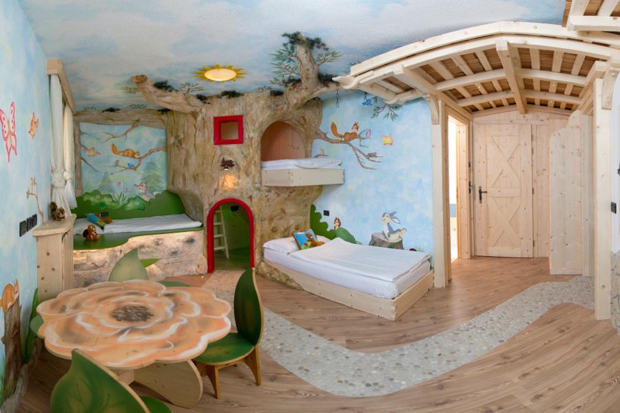 Val di Fassa Hotel con Suite a Tema