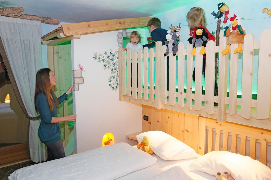 Hotel con Camere Tematiche per Bambini