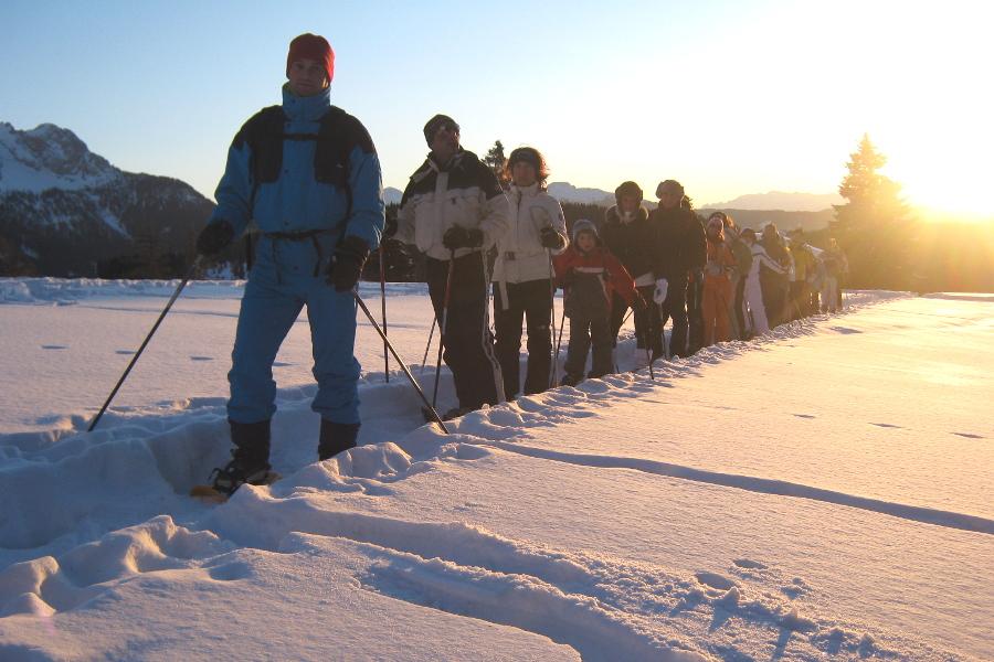 Corsi di Sci e avventure tra le montagne