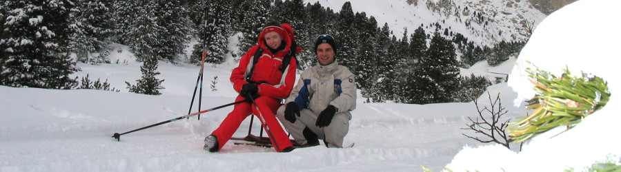 Divertimento sullo slittino in Trentino Alto Adige
