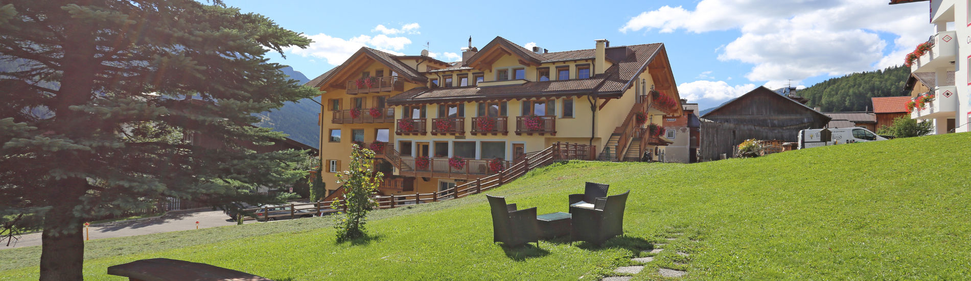 Hotel Ecosostenibile in Trentino Alto Adige