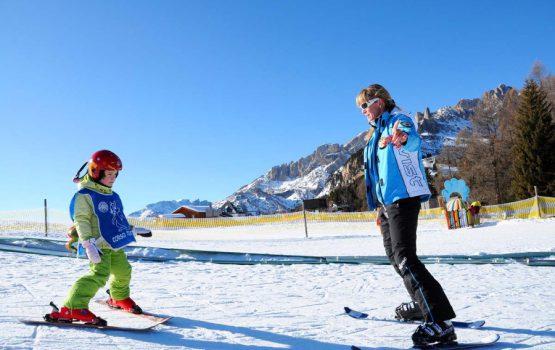 Proviamo a sciare in Trentino Alto Adige