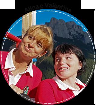 Alina e Valentina
