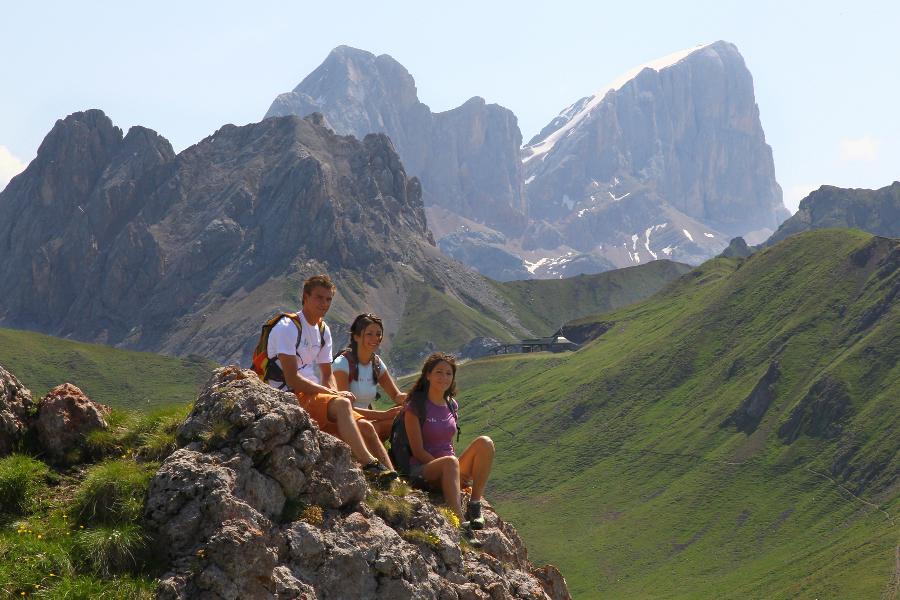 ferragosto nelle Dolomiti