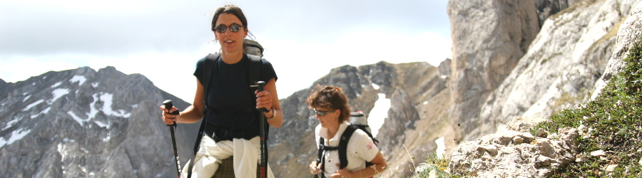 Nordic Walking per Mamme tra le Dolomiti