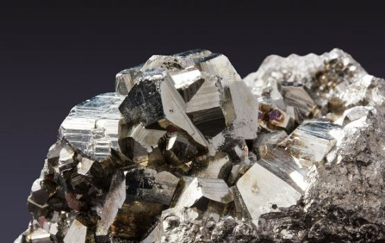 pyrite-minerali-museo