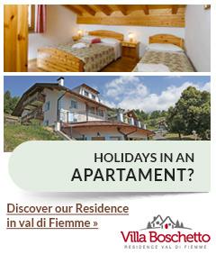 Residence Villa Boschetto - Val di Fiemme